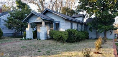 Carrollton Single Family Home Under Contract: 238 Brown St
