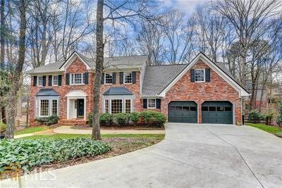 Roswell Single Family Home New: 435 Millbank Pl