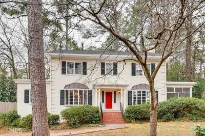 College Park Single Family Home For Sale: 2371 Rugby Ave