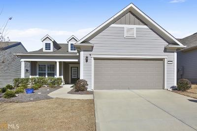 Griffin Single Family Home New: 323 Sweet Gum Dr