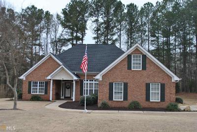 McDonough Single Family Home New: 711 Euel Dr
