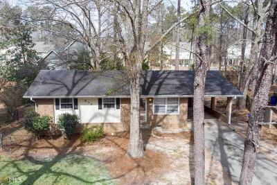 Fayetteville GA Single Family Home New: $131,000