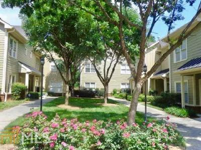 Condo/Townhouse New: 1516 NW Howell Mill Rd #7