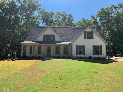 Coweta County Single Family Home New: Addy Rd #18