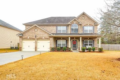 Powder Springs Single Family Home New: 5553 Racetrack Ct