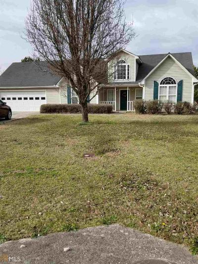 Loganville Single Family Home New: 4020 Morning Dove Ct