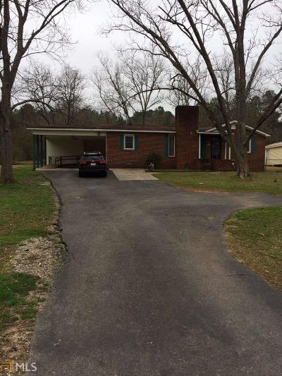Griffin Single Family Home New: 633 Tomochichi Rd