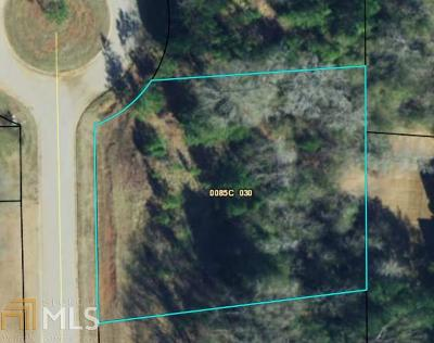 Covington Residential Lots & Land New: 310 Alcovy Reserve Way #30