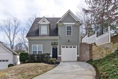 Canton Single Family Home New: 134 Cessna Dr