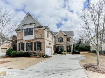 Atlanta Single Family Home New: 2714 Vinings Orchard Cir