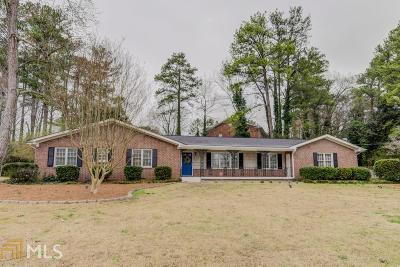 Chamblee Single Family Home New: 1804 Queens Way