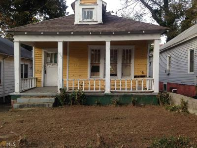 Single Family Home New: 1009 SW Palmetto Ave