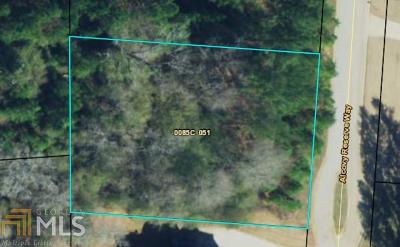 Covington Residential Lots & Land New: 60 Alcovy Reserve Way #51