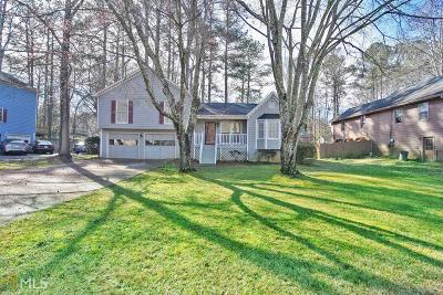 Marietta GA Single Family Home New: $190,000
