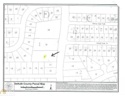Stone Mountain Residential Lots & Land For Sale: 1491 South Hairston