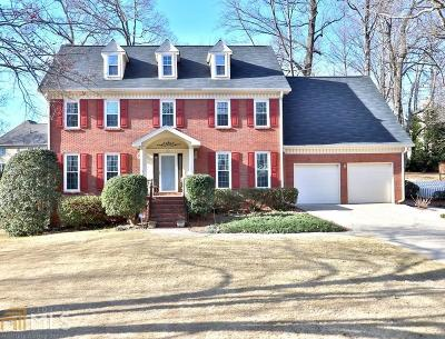 Lawrenceville Single Family Home New: 2130 Shadwell Way