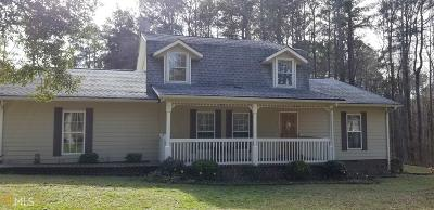 Winder Single Family Home Under Contract: 1070 Mitchell Dr