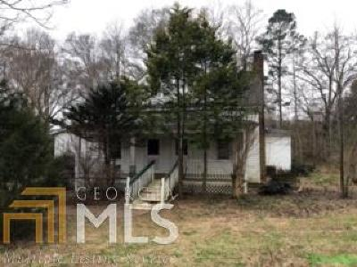 Gainesville Single Family Home New: 3409 Green Hill Rd