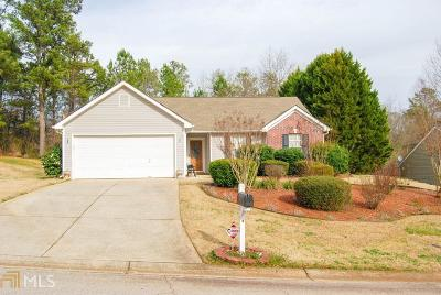 Gainesville Single Family Home New: 7273 Plum Creek Dr
