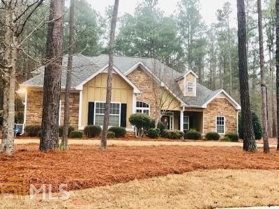 McDonough Single Family Home Under Contract: 159 Aubree Way