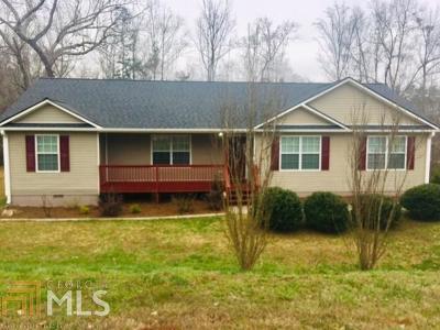 Athens Single Family Home New: 291 Acadia Circle