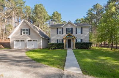 Coweta County Single Family Home New: 1370 Bethlehem Church Rd