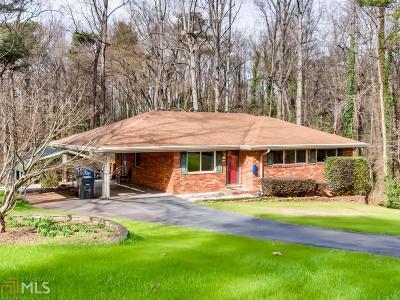 Smyrna Single Family Home New: 456 Plantation