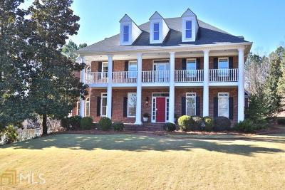 Marietta Single Family Home New: 1066 Woodruff Plantation Pkwy