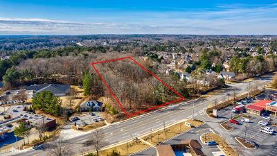 Dacula Residential Lots & Land For Sale: 1331 Auburn Rd