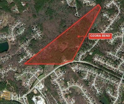 Loganville Residential Lots & Land New: 1200 Ozora Rd