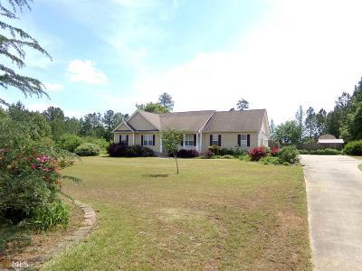 Barnesville Single Family Home New: 219 English Rd