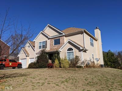 Douglasville Single Family Home New: 3445 Terrier Trl