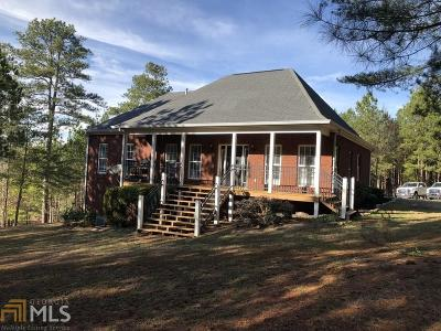 Gainesville Single Family Home New: 4855 Truman Mountain Rd