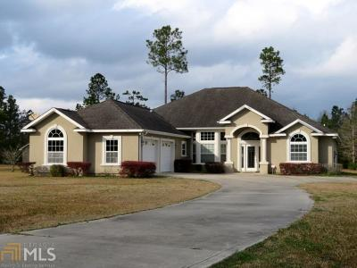 Woodbine Single Family Home Under Contract: 249 Thoroughbred Rd