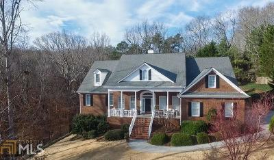 Flowery Branch Single Family Home Under Contract: 6020 Bateau Dr