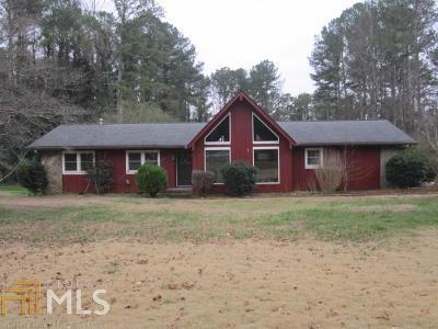 Jonesboro Single Family Home New: 2763 Lake Jodeco Rd