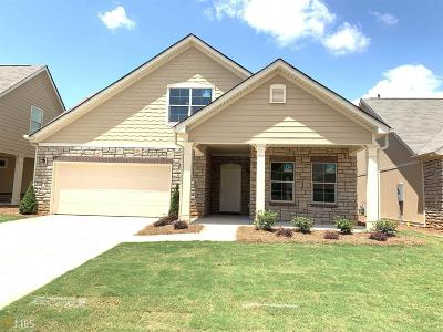 McDonough Single Family Home New: 107 Saxton Ln