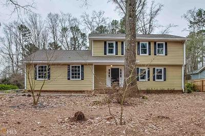 Marietta GA Single Family Home New: $283,000