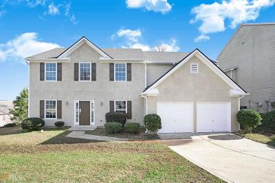 Fairburn Single Family Home New: 7889 Village Pass