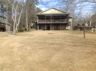Butts County, Jasper County, Newton County Single Family Home Under Contract: 476 Partridge Dr