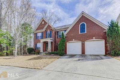 Fulton County Single Family Home New: 3076 Dawson Ln