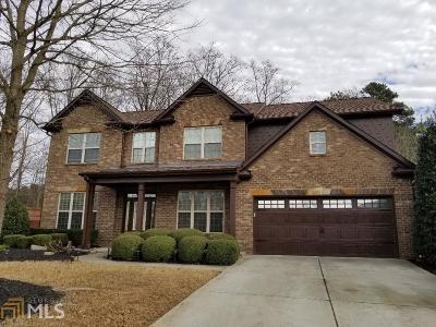 Gwinnett County Single Family Home New: 625 Talon Vw