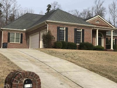 Douglasville Single Family Home New: 7860 Gable #17