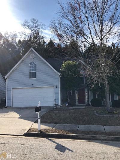 Rex Single Family Home New: 6903 Chaleur Pt