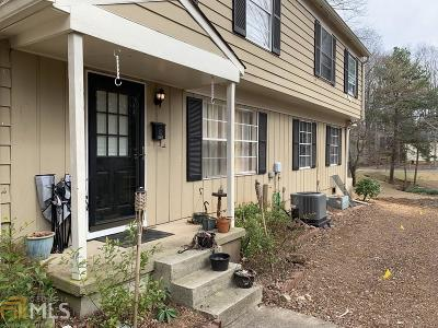 Marietta GA Condo/Townhouse New: $50,000