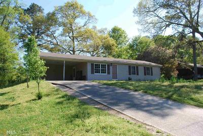 Hiram Single Family Home New: 37 Forkwood Cir