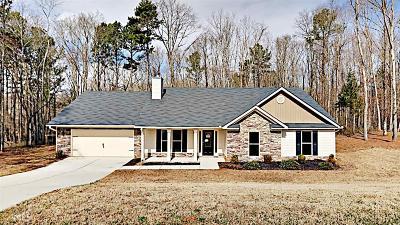 Winder Single Family Home New: 76 Pierce Trl