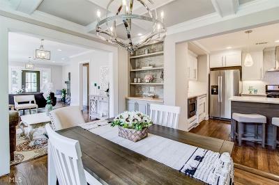 Atlanta Single Family Home New: 320 Kendrick Ave SE