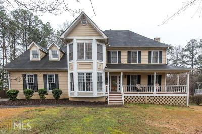Powder Springs Single Family Home New: 31 Wimberly Way