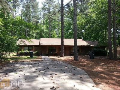 Douglasville Multi Family Home New: 4120 Midway Rd